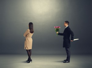Dating coworkers bad idea